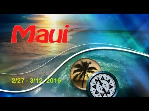 Maui   March 2016