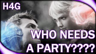 FFXIV Squadrons Leveling - The End of Real Parties??