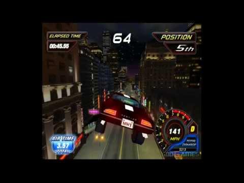Cruis'n - Gameplay Wii (Original Wii)