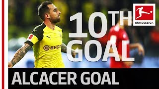 Paco Alcacer Scores Again - The Definition of a Super-Sub