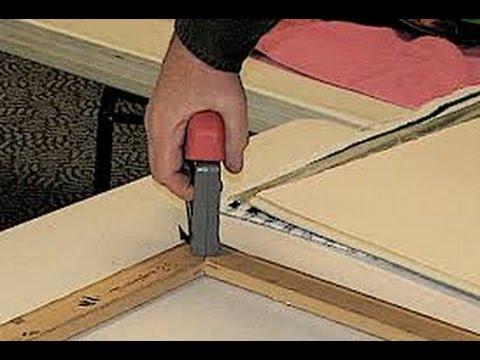 Canvas Stretcher Bar Jig
