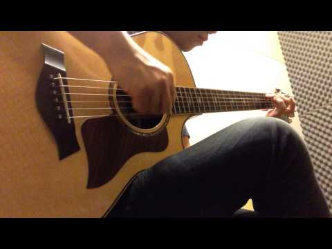 (Sungha jung) Adam Levine - Lost stars - Fingerstyle cover