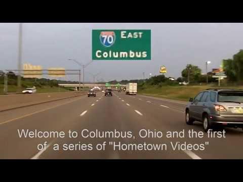 Columbus, Ohio  Evening Drive
