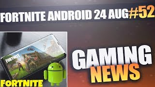 Gaming News#52 | FORTNITE ANDROID RELEASE DATE + FREE OVERWATCH LINK | HINDI |