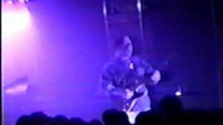 """DANCING THE MANTA RAY"" by the PIXIES Live in Canada.  1991"