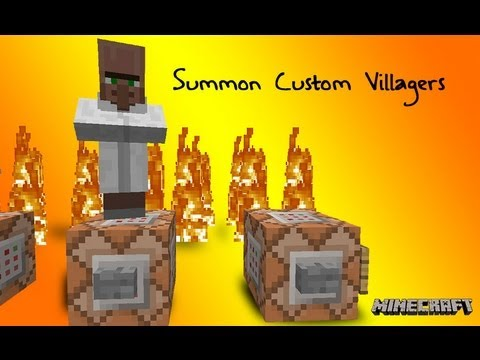 Summon Librarian with Specific Enchanted Trades - Redstone