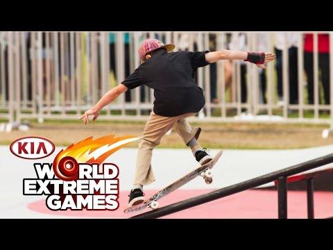 KWEG 2014 Show 10: Skateboard Street (30 mins)