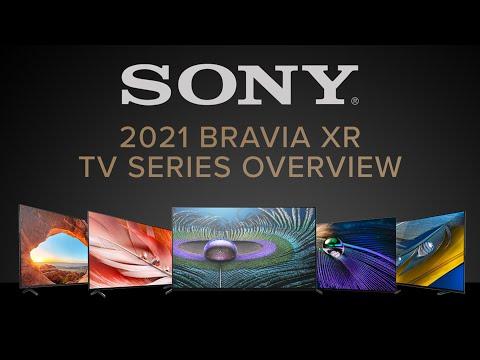 2021 Sony Bravia XR TV Series Review | LED & OLED, 4K & 8K