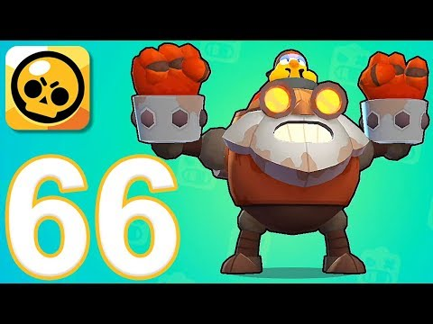 Brawl Stars - Gameplay Walkthrough Part 66 - Robo Mike (iOS, Android)