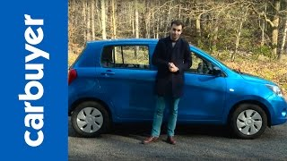 Suzuki Celerio hatchback review - Carbuyer(The Suzuki Celerio is a five-door city car that majors on value for money. It's not the prettiest car out there, nor the most desirable, but it's got an impressive ..., 2016-03-16T15:00:53.000Z)
