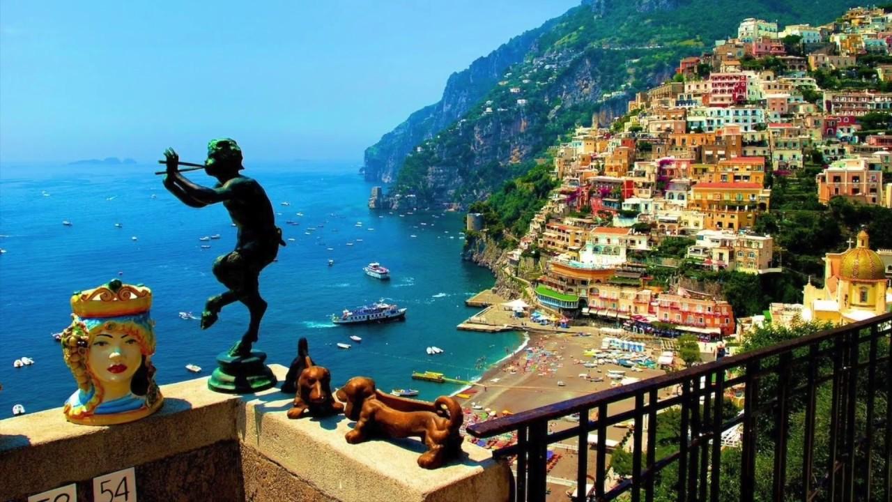 3 luxury villa rentals italy amalfi coast - youtube