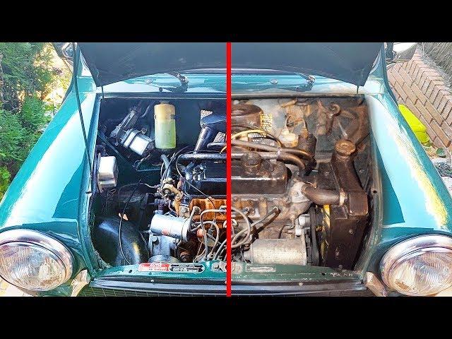 TRUCOS | Restaurar un Coche con Poco Dinero - Motor, Interior, Exterior, Pintar, Oxido | Mini