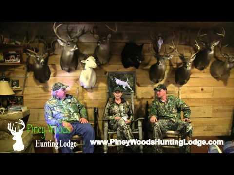 Piney Woods Hunting Lodge, Eufaula Alabama