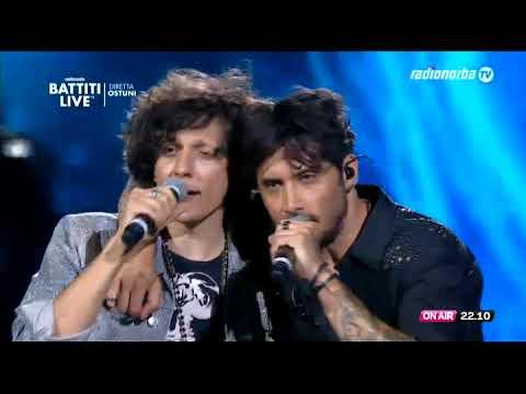 Ermal Meta, Fabrizio Moro - Non mi avete fatto niente (Battiti Live Ostuni 01-07-2018) [full]