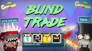 DOING BLIND TRADE!! (GOT PHOENIX CROWN!!) ft.Obunaga