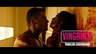 Vingança (Revenge) 2018 - Trailer  Legendado - HD Matilda Lutz