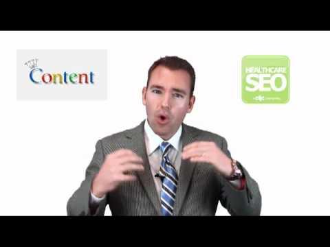 Healthcare SEO - Internet Marketing Program for Healthcare Providers