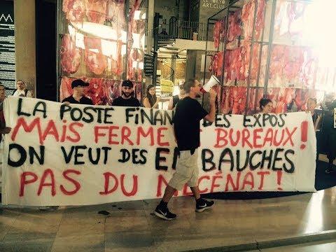 Grève des facteurs des Hauts-de-Seine : un bureau de poste éphémère qui énerve