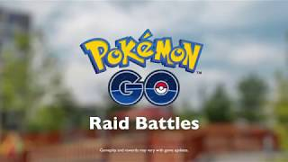 failzoom.com - Pokémon GO - Raid Battles