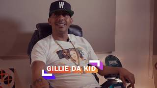 Gillie Da Kid on Steven Seagal Fight Scene