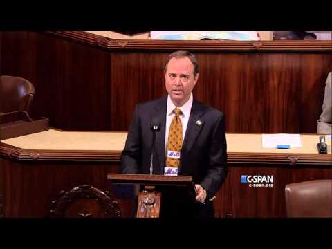 Rep. Adam Schiff sings