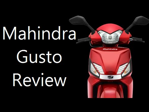 Mahindra Gusto Review And Walk Around With Price Specs And Features