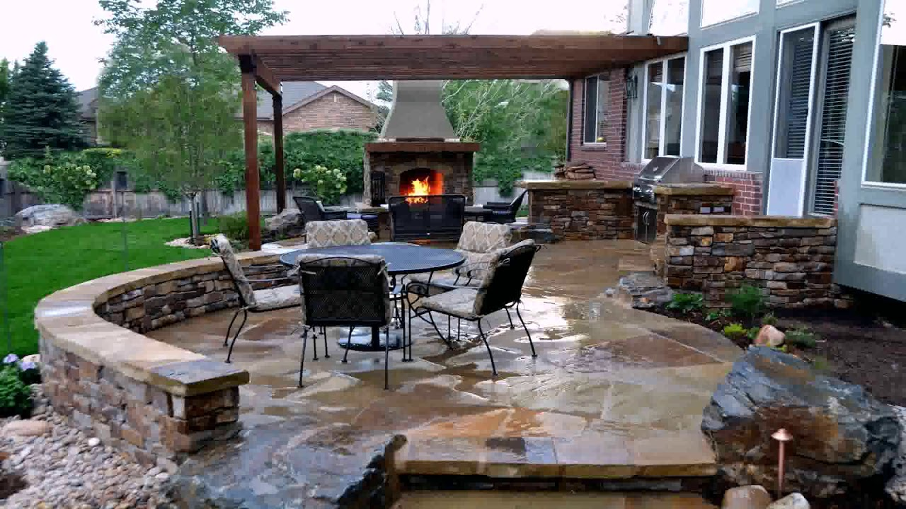Cottage Patio Design Ideas Tosmun