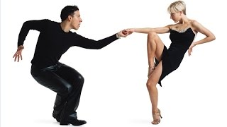 Танцуем Джайв - Урок 3