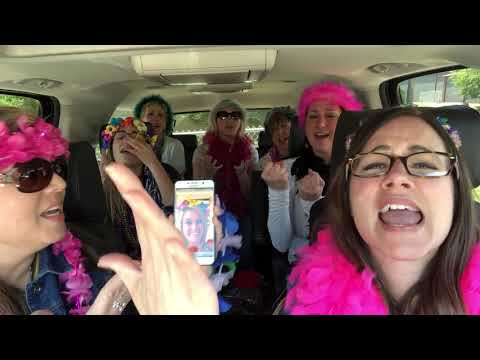 Pat Neff Middle School Teacher Carpool Karaoke