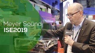 Meyer Sound 2019 - nowości instalacyjne (ISE)