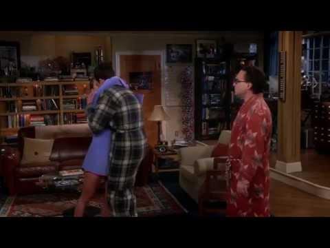 Penny and Sheldon sexual kiss! Season 9 Episode 2