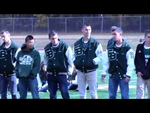 East Brunswick High School Pep Rally 2013