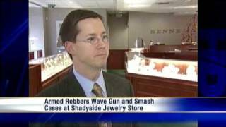 Shadyside Henne Jewelers Robbed At Gunpoint In Broad Daylight