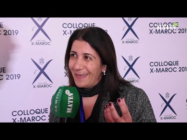 MAScIR au colloque X-Maroc 2019