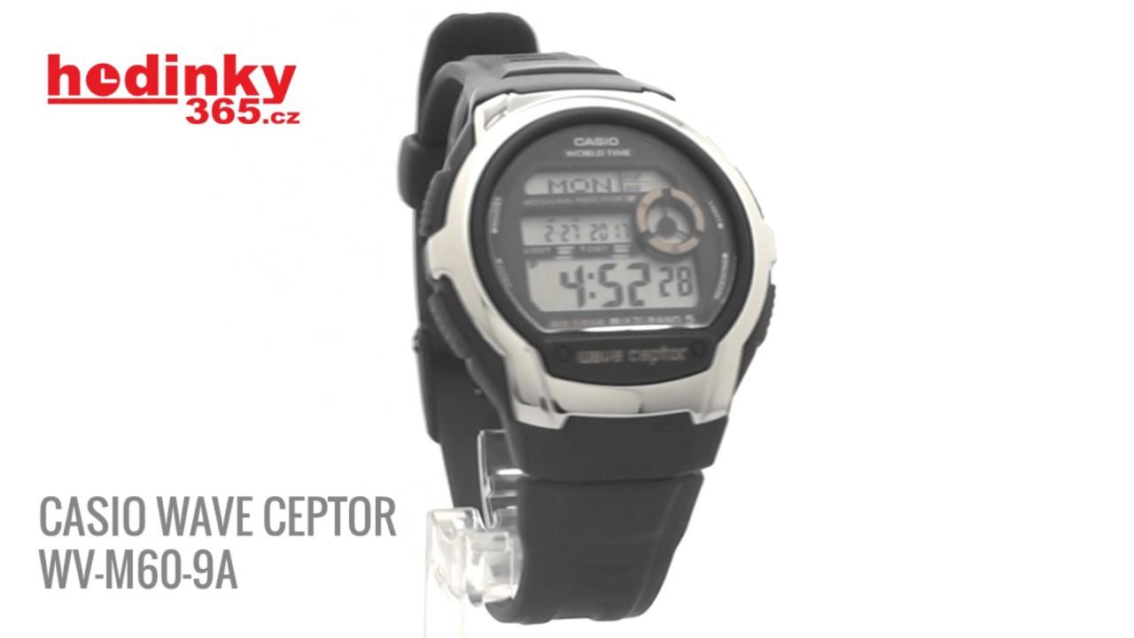 casio wave ceptor wv m60 9a youtube rh youtube com casio wave ceptor wv-58a manual casio wv-58a manual pdf