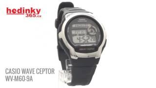 Casio Wave Ceptor WV-M60-9A