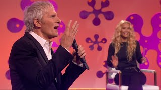 Michael Bolton's Song for iggy Azalea - The Celebrity Dating Game