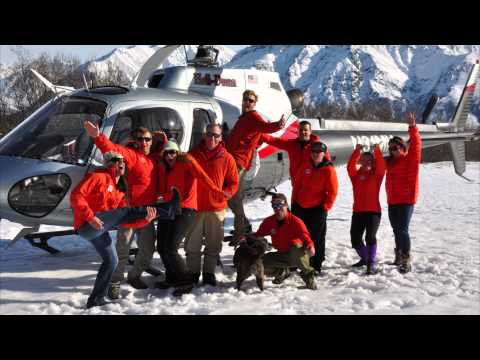 From Student to Alaskan Heli-Skiing Guide   Outdoor Recreation Leadership