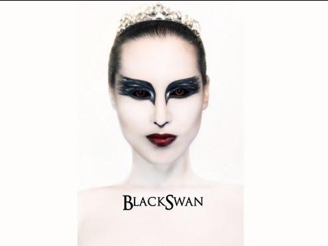 The BlackSwan Makeup Tutorial by Nolan Robert