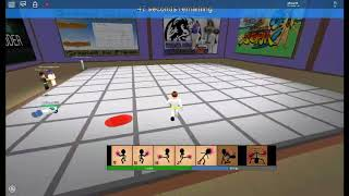 Roblox(Martial Arts Battle Arena Kai)Mortal Kombat Ninja