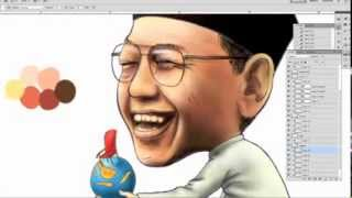 karikatur online quotes solawat GusDur syiir tanpa waton