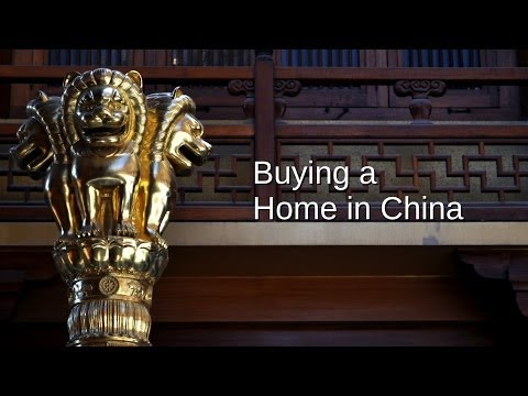 Buying a Home in China