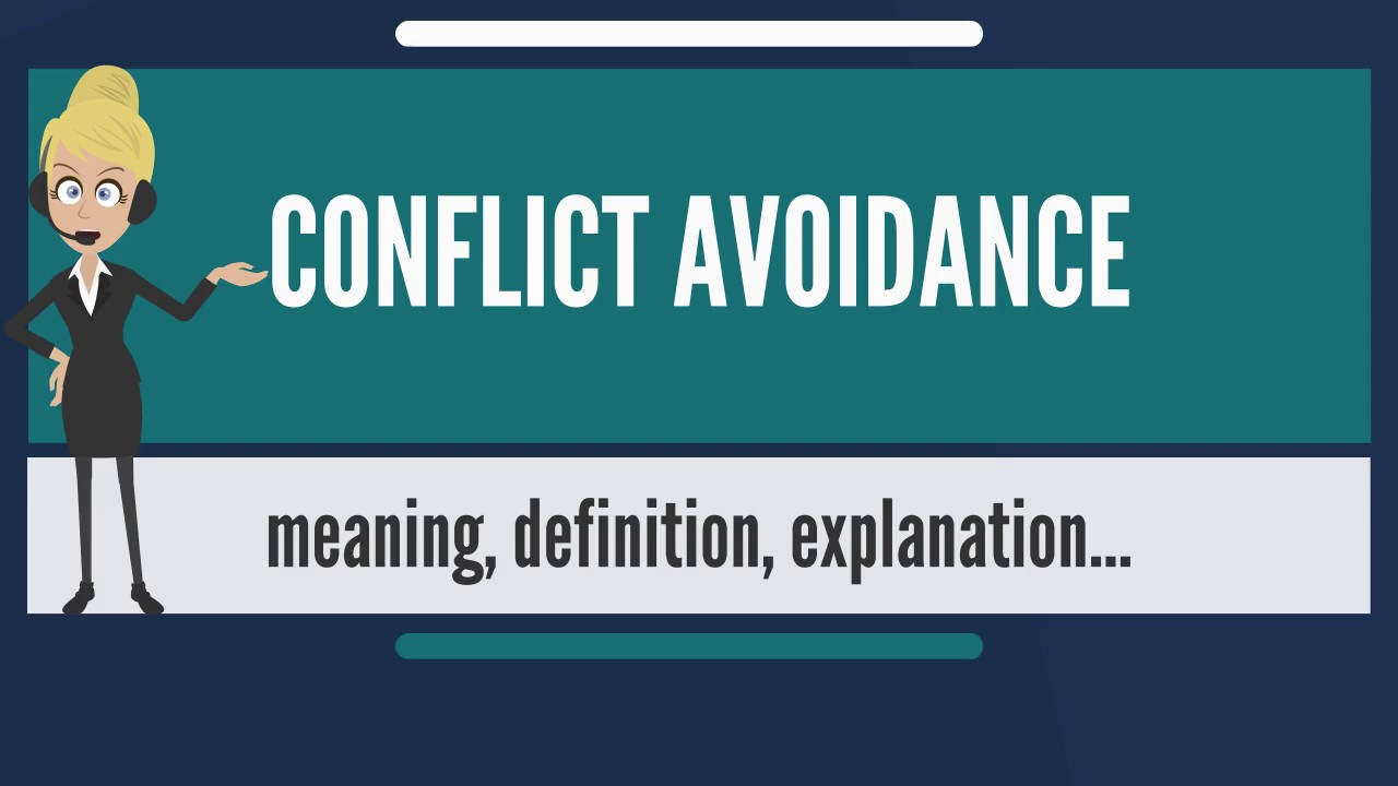 How to Overcome Conflict Avoidance forecasting