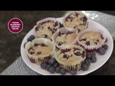 Waka Flocka Flame & Raury Make Vegan Blueberry Muffins