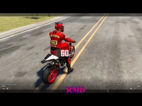 The Crew CAU - CT40 : Circuit 8 : Bikes (1497)