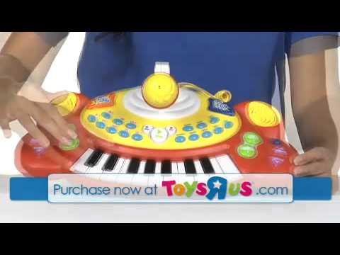 Bruin Sing Along Musical Keyboard