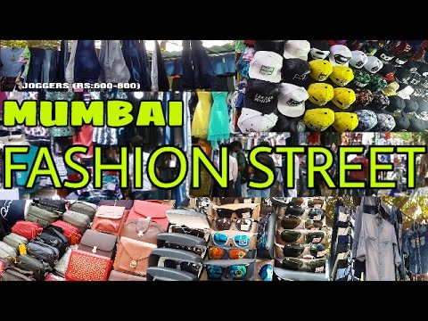 FASHION STREET// CST MUMBAI//BEST CHEAP CLOTHES & MANY MORE