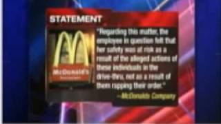 Teens Arrested For Rapping Order In McDonald
