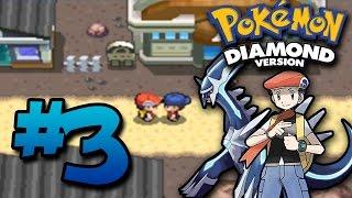 Let's Play Pokemon Diamond - Part 3