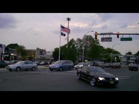 Corner of Paterson Plank Rd and Plaza Center, Secaucus, NJ